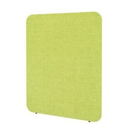 Перегородка боковая проходная Call-center Riva KC.B(P) Romeo-07 900x18x1200, Цвет товара: Зеленый