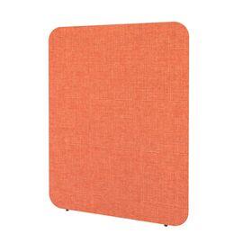 Перегородка боковая проходная Call-center Riva KC.B(P) Romeo-08 900x18x1200, Цвет товара: Оранжевый