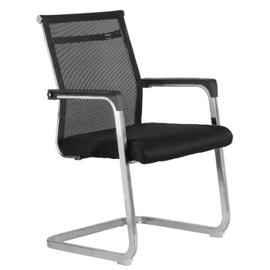 Офисное кресло для посетителей Riva Chair 801E черное