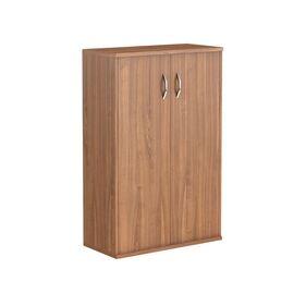Шкаф для документов средний ( с глухими дверьми ЛДСП ) IMAGO SKYLAND СТ-2.3 Французкий Орех 770х365х1200, Цвет товара: Орех