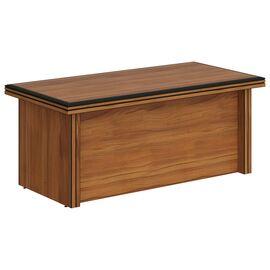 Стол для руководителя LST 189H Орех Тироли 1800х900х760, Цвет товара: Орех Тироли
