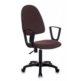 Компьютерное кресло Бюрократ CH-1300N/3C08 коричневый Престиж+ 3C08, Цвет товара: Коричневый