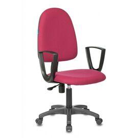 Компьютерное кресло Бюрократ CH-1300N/3C18 бордовый Престиж+ 3C18, Цвет товара: бордовый