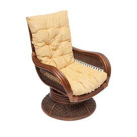 """Кресло-качалка """"ANDREA Relax Medium"""" Античный орех TetChair, Цвет товара: Античный орех"""