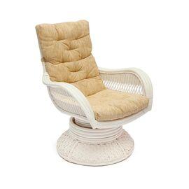 """Кресло-качалка """"ANDREA Relax Medium"""" Белый TetChair, Цвет товара: Белый"""