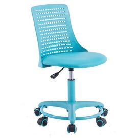 Компьютерное кресло Kiddy ткань, бирюзовый TetChair, Цвет товара: Бирюзовый