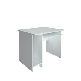Стол компьютерный RIVA А.СК -1 Белый 900х720х750, Цвет товара: Белый