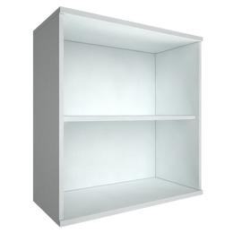 Стеллаж для документов низкий широкий RIVA А.СТ-3 Белый 770х365х828, Цвет товара: Белый