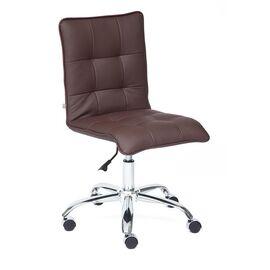 Компьютерное кресло «Zero» кож/зам, Коричневый (36-36) TetChair, Цвет товара: Коричневый