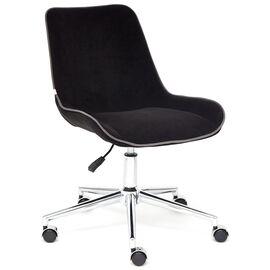 Компьютерное кресло STYLE флок , черный, 35 TetChair