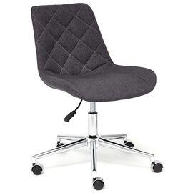 Компьютерное кресло STYLE ткань, серый, F68 TetChair