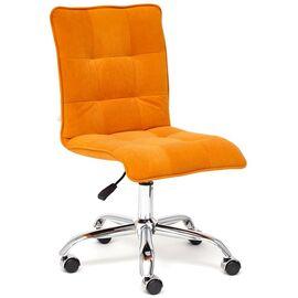 Компьютерное кресло «Zero» флок  оранжевый 18 TetChair, Цвет товара: Оранжевый
