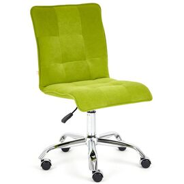 Компьютерное кресло «Zero» флок  олива, 23 TetChair, Цвет товара: оливковый
