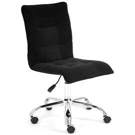 Компьютерное кресло «Zero» флок , черный, 35 TetChair, Цвет товара: Черный
