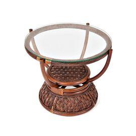 Кофейный столик Андреа (Andrea) Натуральный ротанг (Пекан) TetChair, Цвет товара: Античный орех