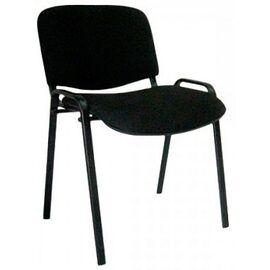 Стул ИЗО (iso) для посетителей и конференц залов, Цвет товара: Черный