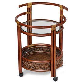 Барный столик Андреа Античный Орех TetChair, Цвет товара: Античный орех
