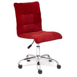 Компьютерное кресло «Zero» Бордовый Флок ( 10) TetChair, Цвет товара: бордовый
