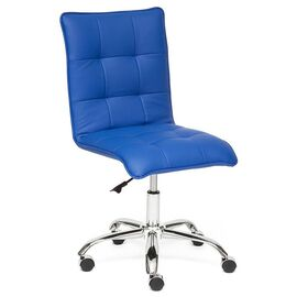Компьютерное кресло «Zero» синий (36-39) TetChair
