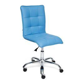 Компьютерное кресло «Zero» голубой (36-36) TetChair, Цвет товара: Голубой