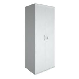 Гардероб для верхней одежды глубокий (вешалка-штанга) RIVA А.ГБ-2 Белый 770х580х1980, Цвет товара: Белый