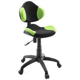 Компьютерное кресло для детской комнаты Dikline KD32 Зелёный, Цвет товара: Зеленый