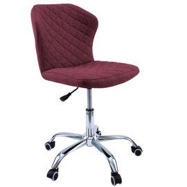 Компьютерное кресло Dikline KD31 Elain №28 Фуксия, Цвет товара: фуксия