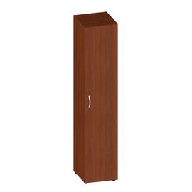 Шкаф для документов высокий узкий закртый Консул арт. KN-6.1.2 400х430х1945