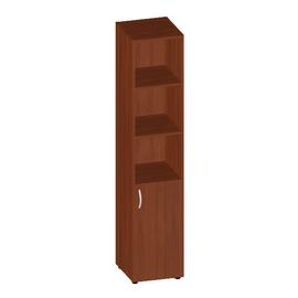 Шкаф для документов высокий узкий с низкой дверью Консул арт. KN-6.1.3 400х430х1945