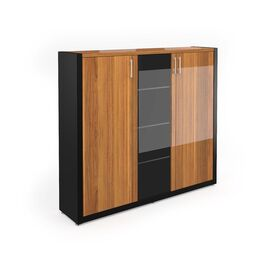 Шкаф для документов с Гардеробом Верона арт. VR-2.0 1816х400х1620