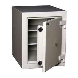 Офисный сейф КЗ - 054, Цвет товара: Серый