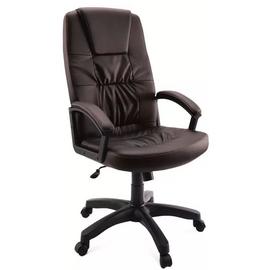 Компьютерное кресло для руководителя Dikline  CL43 Шоколад