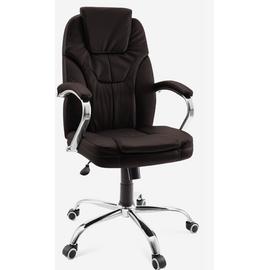 Компьютерное кресло для руководителя Dikline CC60 Шоколад