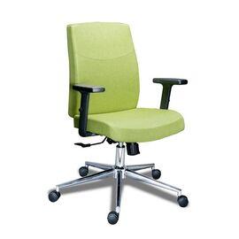 Компьютерное кресло МГ19 709 ПАУК ХРОМ КИТОН 08 САЛАТ Мирэй Групп