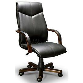 Компьютерное кресло для руководителя BARBARA A (Кожа Люкс ) Мирэй Групп