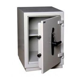 Офисный сейф КЗ - 0132, Цвет товара: Серый