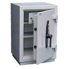Офисный сейф КЗ - 0132 Т, Цвет товара: Серый