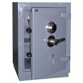 Офисный сейф КЗ - 0132 ТК, Цвет товара: Серый