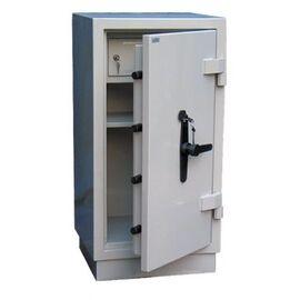 Офисный сейф КЗ - 045 Т, Цвет товара: Серый