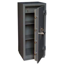 Офисный сейф КЗ -065 Т, Цвет товара: Серый