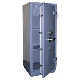 Офисный сейф КЗ - 065 ТК, Цвет товара: Серый