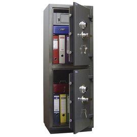 Офисный сейф КЗ - 233 ТК, Цвет товара: Серый