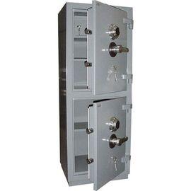 Офисный сейф КЗ - 223 ТК, Цвет товара: Серый