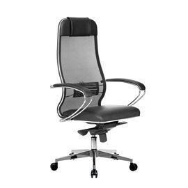 Компьютерное кресло для руководителя Samurai Comfort-1.01 Черный, Цвет товара: Черный