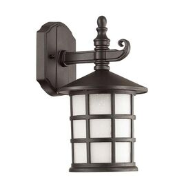 Уличный настенный светильник House Odeon Light