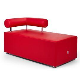Модуль угловой двухместный M1-2VL серии Comfort toForm 1300*650*h720, Цвет товара: CITY 22880