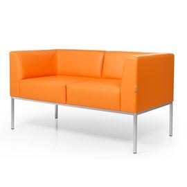 Модуль двухместный M3-2S серии Open view toForm Оранжевый 2 категория ткани 1300*650*h710, Цвет товара: ART-VISION 129