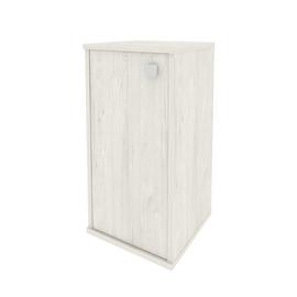 Шкаф низкий узкий для документов левый STYLE Л.СУ-3.1 Дуб Наварра 412х410х828, Цвет товара: Дуб наварра