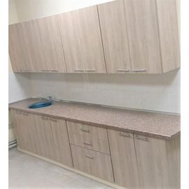 Кухня под заказ Дуб Гладстоун песочный