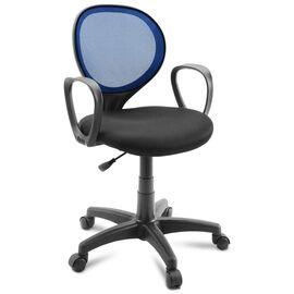 Компьютерное кресло для детской комнаты Dikline KD30 Синий, Цвет товара: Синий